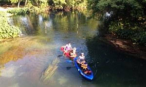 Kayak Instruction: Kayak or Paddleboard Rental from Olympic Outdoor Center (Up to 59% Off). Six Options Available.
