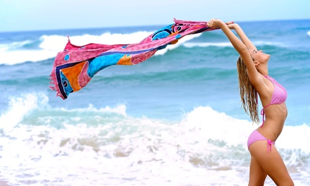 One, Three, or Six Formostar Infrared Body Wraps at Cancun Tan (Up to 84% Off)