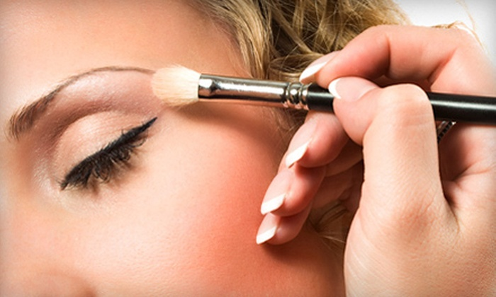 Makeup Mandy - West Hollywood: $49 for a Two-Hour Makeup Workshop with Champagne at Makeup Mandy (Up to $209 Value)