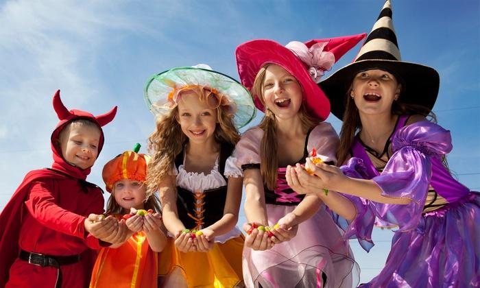 free kids event kids costume procession