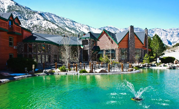 The Resort on Mount Charleston - Las Vegas, NV: Stay at The Resort on Mount Charleston near Las Vegas, with Dates into November