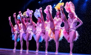 Ruby Revue Burlesque Show: Ruby Revue Burlesque Show on Friday, May 27, at 10:30 p.m.