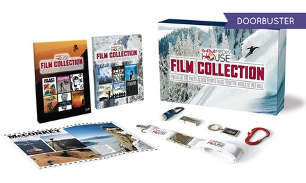 Red Bull Media House Blu-Ray Film Collection (Preorder)