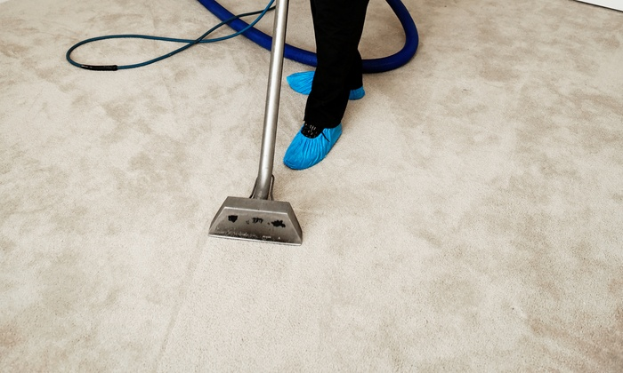 4 Sons Restoration - Orlando: Carpet Cleaning for Three Rooms or Tile Cleaning for Up to 150 Square Feet from 4 Sons Restoration (Up to 55% Off)