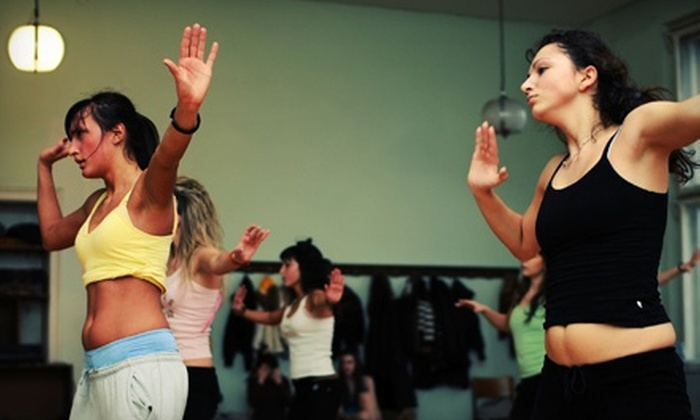 Fun and Fit - Glastonbury: Four or Six Zumba and Other Fitness Classes at Fun and Fit (Half Off)