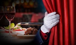unsicht-Bar Hamburg: 4-Gänge-Überraschungsmenü für Zwei im legendären Dunkelrestaurant unsicht-Bar Hamburg für 99 €