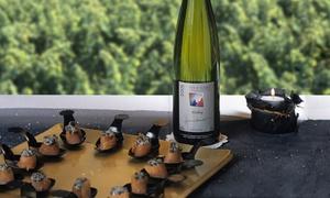 Vins Claude et Georges Humbrecht: 3h30 d'œnologie avec dégustation de vins et amuse-bouches en duo à 39,99 € chez Vins Claude et Georges Humbrecht