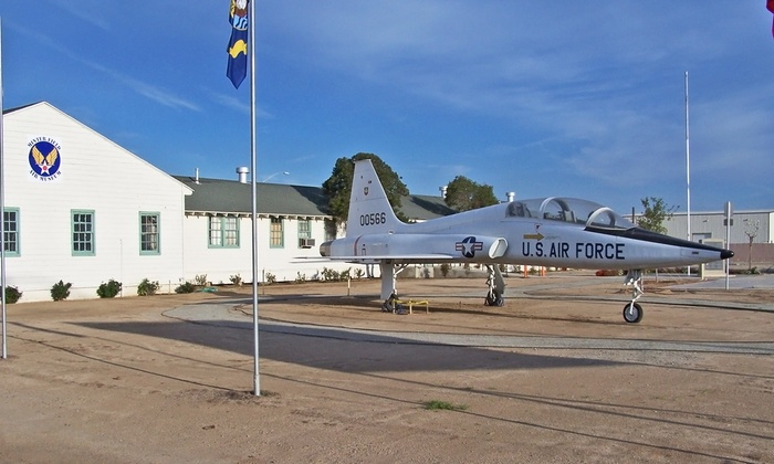 Minter Field Air Museum - Shafter, California: One-Year Individual or Family Membership to Minter Field Air Museum (Up to 55% Off)