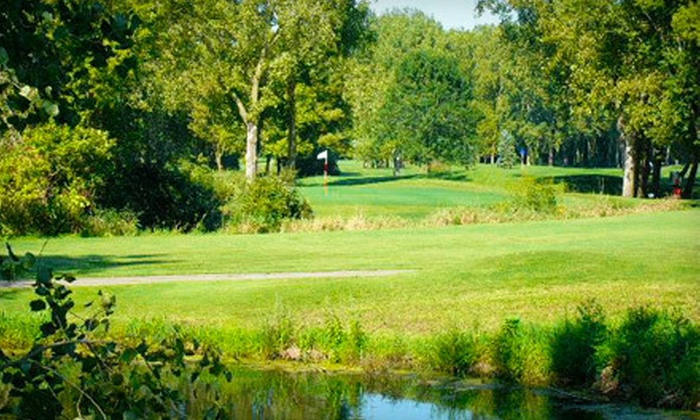 Bliss Creek Golf Club - Sugar Grove: Round of Golf with Cart for Two or Four at Bliss Creek Golf Club in Sugar Grove (Up to 56% Off)