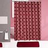 15-Piece Bath Set with Memory Foam Bath Rugs