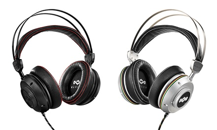 House of Marley TTR Destiny Collection Over-Ear Headphones ...
