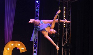 Pole Effect: Pole Dancing Classes For One or Two People from £9 at Pole Effect (Up to 65% Off)