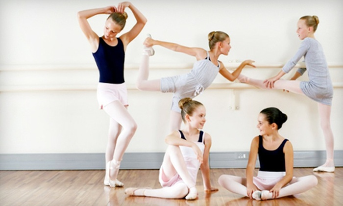 Dancing Feats Dance Centre - Dancing Feats: One-Week Kids' Summer Dance Camp at Dancing Feats Dance Centre in Farmington (55% Off). Three Dates Available.