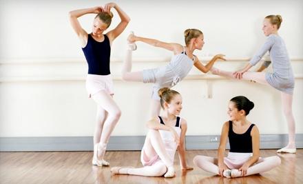 1-Week Kid's Summer Dance Camp on July 23-27 (a $130 value) - Dancing Feats Dance Centre in Farmington