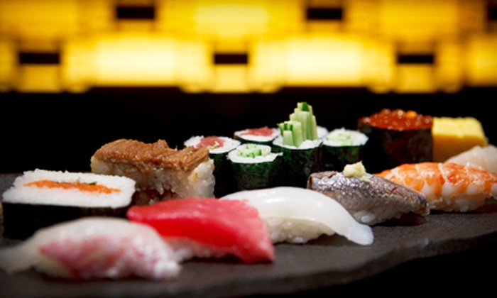 Mizumi Sushi Bar & Grill - Sandy: $10 for $20 Worth of Sushi and Japanese Cuisine at Mizumi Sushi Bar & Grill