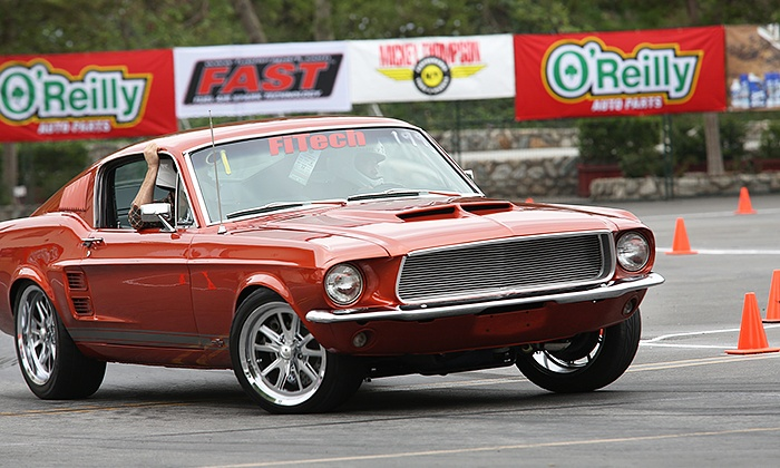 Fairplex - Fairplex: $28 for Two Tickets to Street Machine & Muscle Car Nationals on Sunday, March 13 at Fairplex ($40 Value)