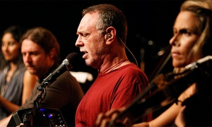 Krishna Das: Krishna Das at Oakland Scottish Rite Center on Friday, October 9, at 8 p.m. (Up to 42% Off)