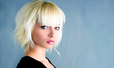 Haircut with Optional Partial or Full Highlights at Protégé Academy (50% Off)