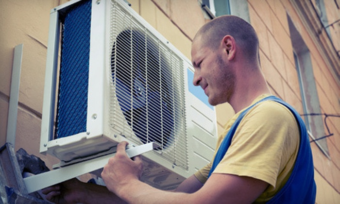 Euro-Climate - Downtown San Jose: $35 for an Air-Conditioner or Furnace Tune-Up from Euro-Climate ($80 Value)