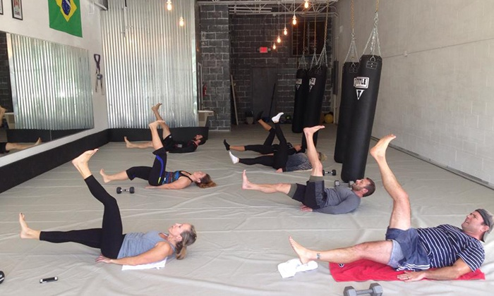 J3 Academy & Fitness - Milton: 5 or 10 Cardio Boxing or Cardio Kickboxing Classes at J3 Academy & Fitness (Up to 75% Off)