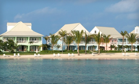 Beachfront Resort on Grand Bahama Island