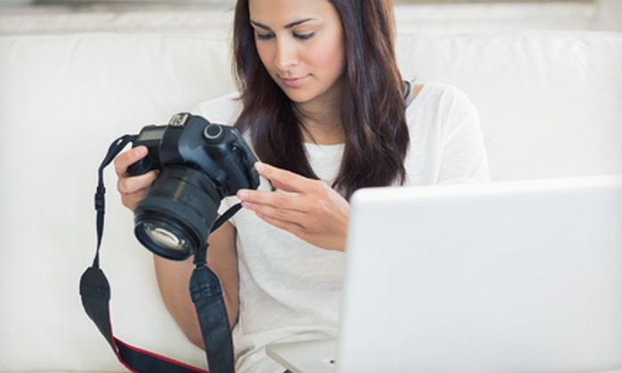 e-Careers: Digital-Photography Course, Adobe Photoshop CS5 and CS6 Training Course, or Both from e-Careers (Up to 92% Off)