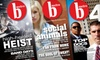 B-Metro: $5 for a One-Year Subscription to _B-Metro_ ($12 Value)