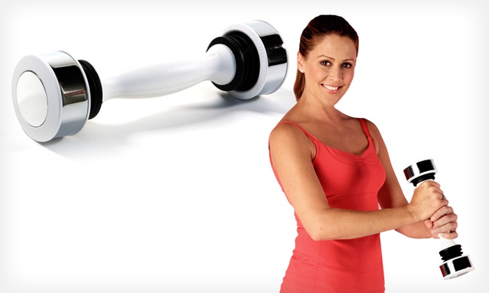 Women's Shake Weight: $9.99 for a Women's Shake Weight ($27 List Price)