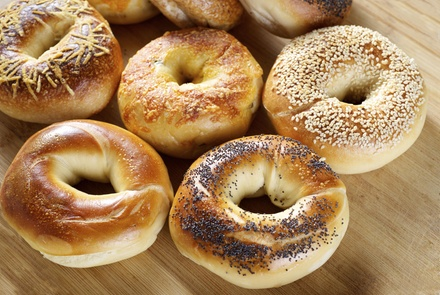 30% Cash Back at The Bagel Club