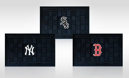 MLB Vinyl Door Mats