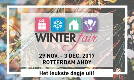Tickets voor de WinterFair 2017 in Rotterdam Ahoy