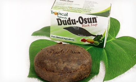3-Pack of 5 Oz. Dudu-Osun African Black Body Soap