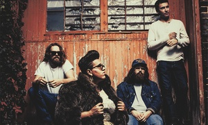 Alabama Shakes with special guests Drive-By Truckers: Alabama Shakes with special guests Drive-By Truckers on Saturday, September 19, at 7 p.m.