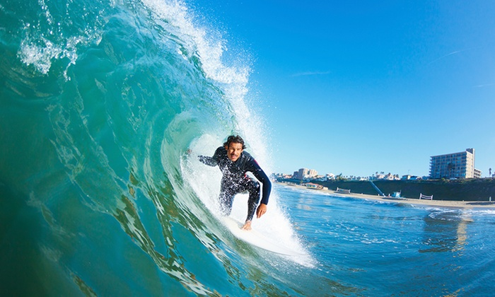 Surf's Up LA - Surf's Up LA: Surf Lessons from Surf's Up LA (Up to 63% Off). Three Options Available.
