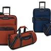 U.S. Traveler Hillstar 2-Piece Casual Luggage Set