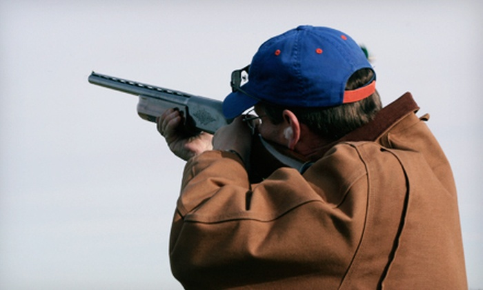 Central Alabama Fowl Preserve - Stanton: Skeet Shooting for Two or Four with Ammo and Gun Rental at Central Alabama Fowl Preserve in Stanton (78% Off)