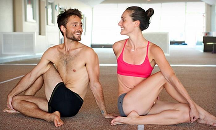 Bikram Yoga Ormond Beach - River: 10 or 20 Bikram-Yoga Sessions at Bikram Yoga Ormond Beach (Up to 71% Off)