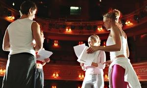 Condra Artista: $28 for $50 Worth of Acting Classes — Condra Artista