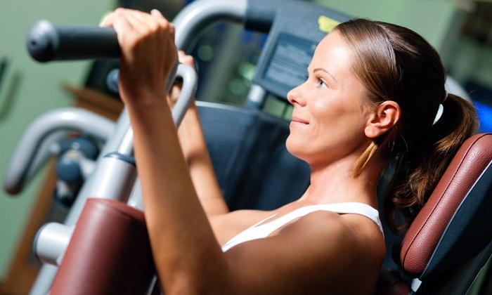 Hi End Fitness - Burlington: 1-, 3-, or 12-Month Gym Membership at Hi End Fitness (Up to 66% Off)