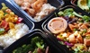 Up to 34% Off on Meal Prep Delivery at CALIFORNIA FOODVERSITY