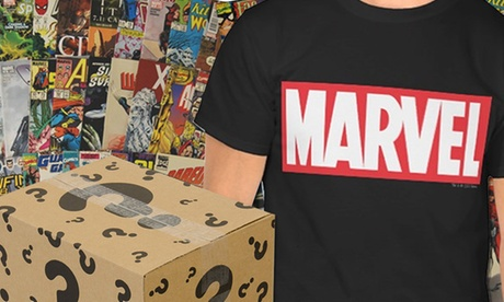 DC or Marvel Comics Mystery Deal 4a9091ea-ed5a-11e6-9ae6-00259060b5da