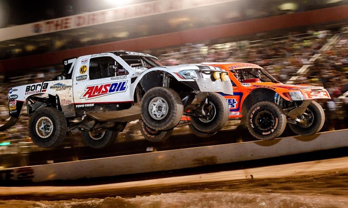 TORC: The Off Road Championship - Texas Motor Speedway: $10 for One Ticket to TORC: The Off Road Championship at Texas Motor Speedway on April 25 ($15 Value)