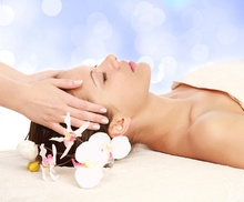 40% Off a Full-Body Massage and Consultation at executive styles salon and spa, plus 9.0% Cash Back from Ebates.