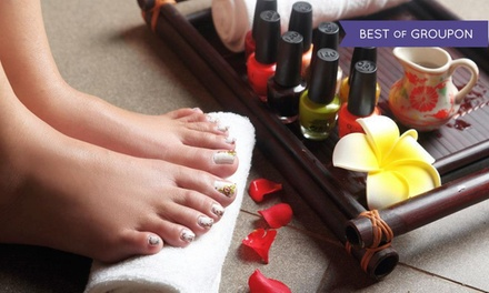 Up to 47% Off Elite Signature Spa Pedicure at Elite nail spa