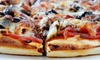 World Famous Pizza and Subs - New Bedford: $20 for Two Groupons, Each Good for $20 Worth of Pizza and Subs at World Famous Pizza & Subs ($40 Value)