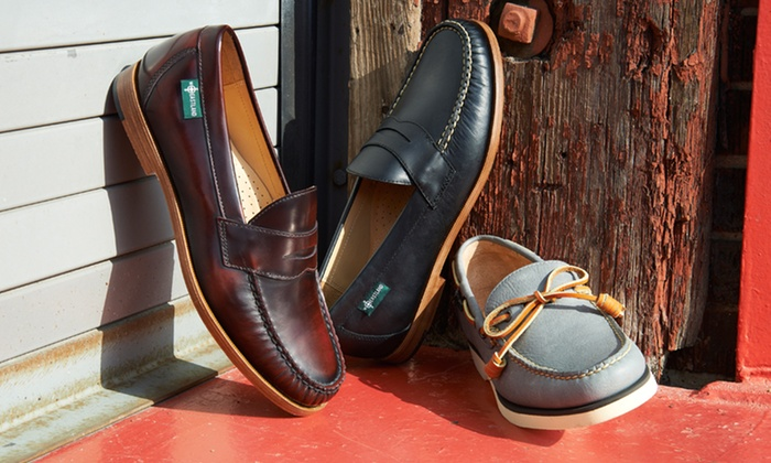 Eastland: Eastland 1955 Edition Shoesor Penny Loafers. Multiple Styles Available.