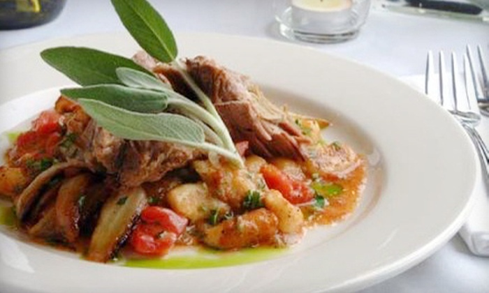 128 Cafe - St. Paul: $20 for $40 Worth of Contemporary American Cuisine at 128 Cafe in Saint Paul