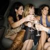 Wertgutschein für Limousinenfahrt