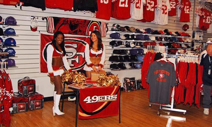 Sports Fever - Multiple Locations: $25 for $40 Worth of Sportswear and Apparel at Sports Fever