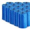 1,000 Blue Dog Waste Bags